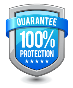 100% Guaranteed Protection Shield